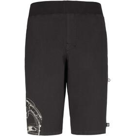 E9 Pentagon korte broek Heren zwart
